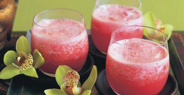 Рецепт ликера из арбуза