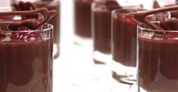 Домашний шоколадный ликер — рецепт