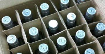 Сколько бутылок в ящике водки. Сколько весит ящик водки