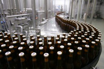 Промышленная технология производства пива на заводах. Этапы