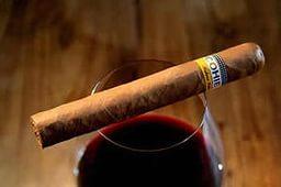 Вино и сигареты - сочетание