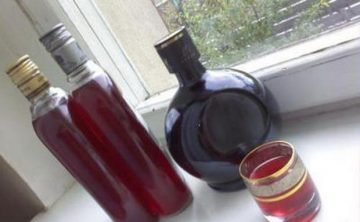 Ликер из винограда в домашних условиях