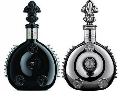 Remy Martin Louis XIII Black Pearl Magnum - 3 место в рейтинге самых дорогих коньяков мира