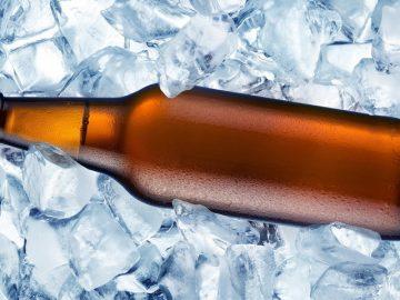 Способы охлаждения пива. Как охладить пиво дома или на природе?