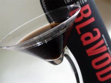 Черная водка Блэвод