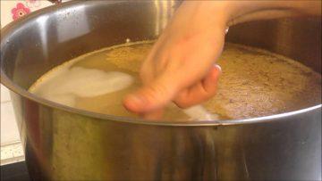 Рецепт браги из солода
