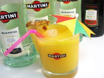Чем разбавляют мартини