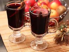 Горячее вино Глинтвейн. Рецепт