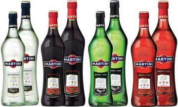 Из чего делают мартини