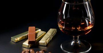 С каким шоколадом сочетается коньяк