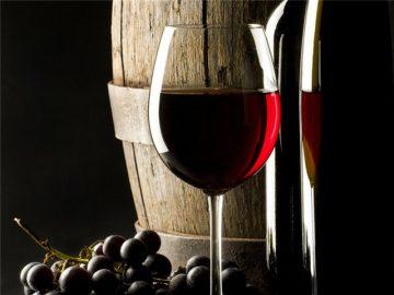 Польза красного вина для организма человека