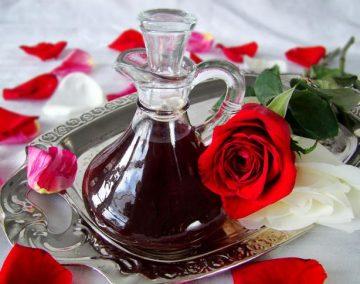 Рецепт наливки из лепестков роз