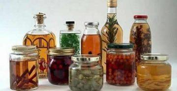 Рецепт настойки раков на водке
