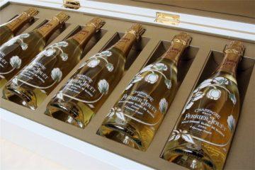 Самое дорогое и дешевое шампанское