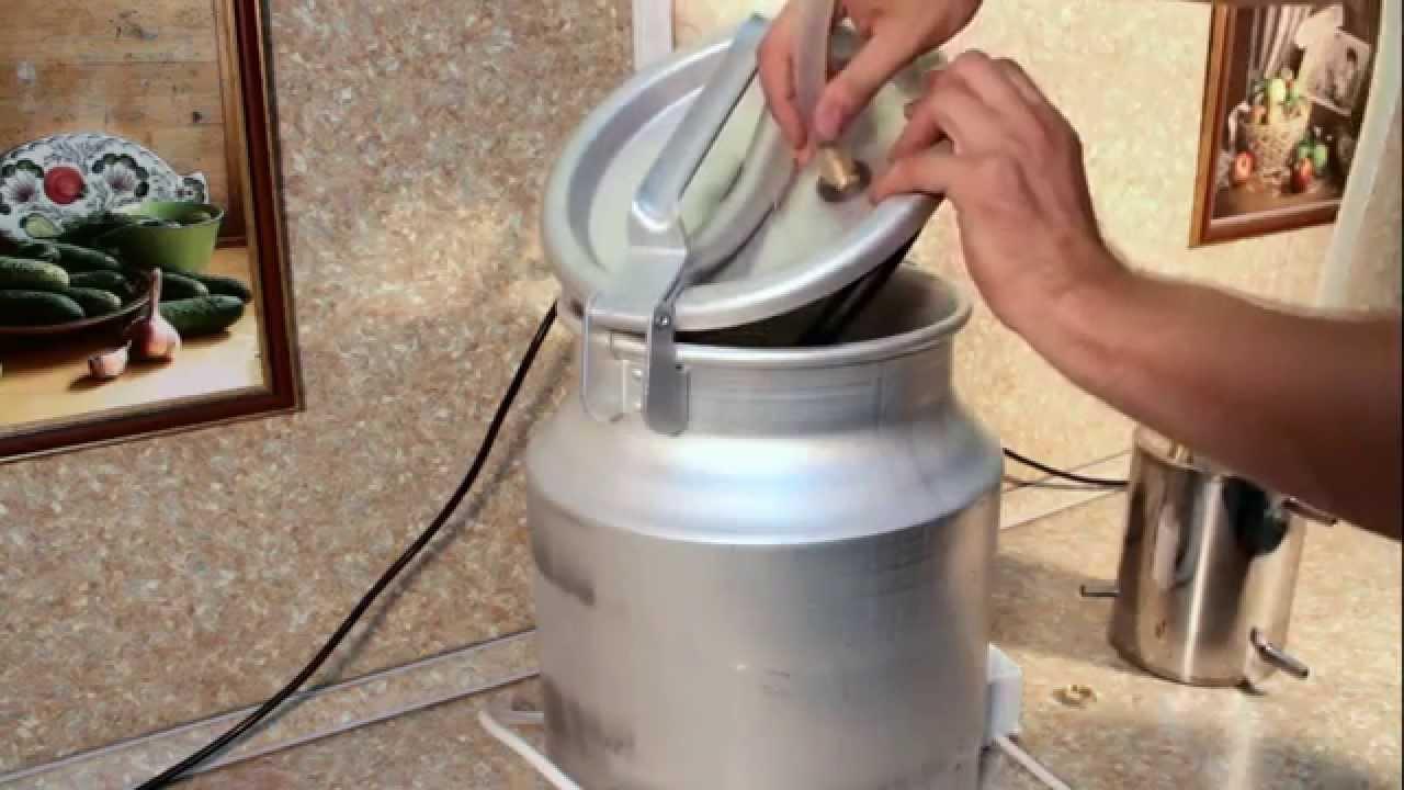 Как правильно перегнать водку через самогонный аппарат самогонный аппарат из чего делать