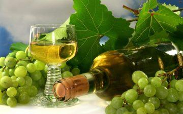Рецепт домашнего шампанского из виноградных листьев
