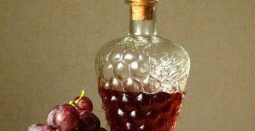Как приготовить домашнее вино из винограда. Рецепт