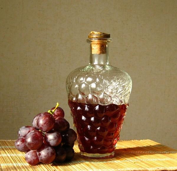 Как из винограда сделать настойку из 457