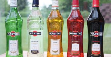 Виды мартини