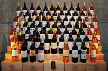 Сухие, красные и белые вина Франции. Классификация