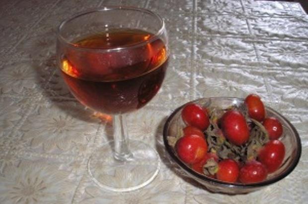 Рецепты вина из шиповника в домашних условиях 821