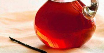 Чайный ликер в домашних условиях