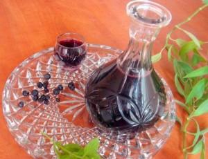 Рецепты черничных настоек
