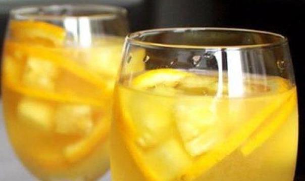 Лимонный пунш - рецепт приготовления в домашних условиях