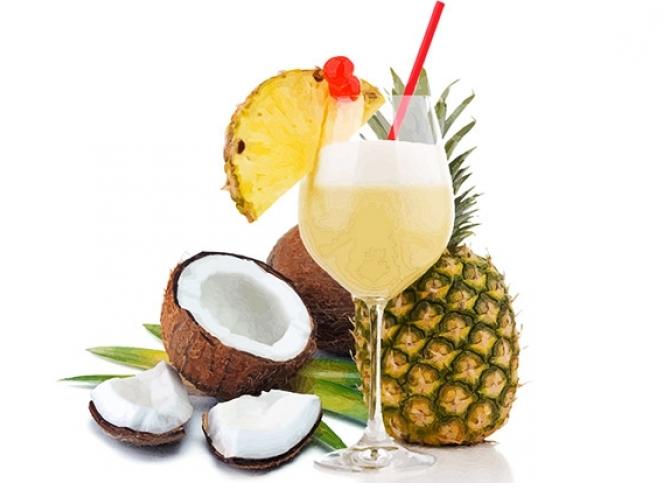 Рецепт приготовления коктейля Пина Колада
